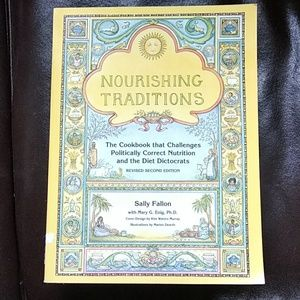Cookbook Nourishibh Traditions